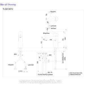 Voi-TOTO-TLG01301V