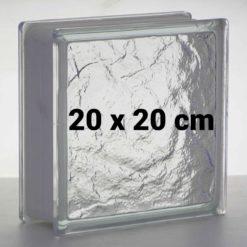 Gạch kính 20x20 cm